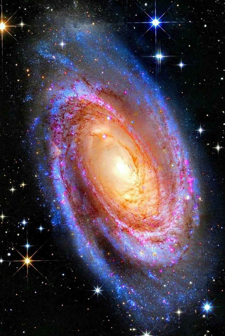 Галактика - что это такое, как она формируется и из чего состоит