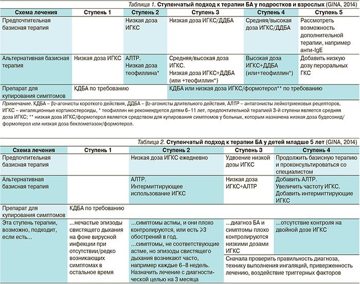 Бронхиолит у взрослых: особенности течения, принципы лечения