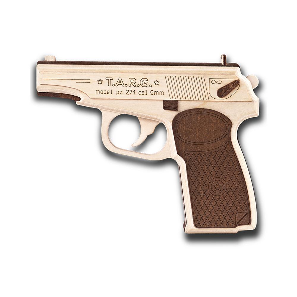 Пистолет макарова (пм) — технические характеристики и фото