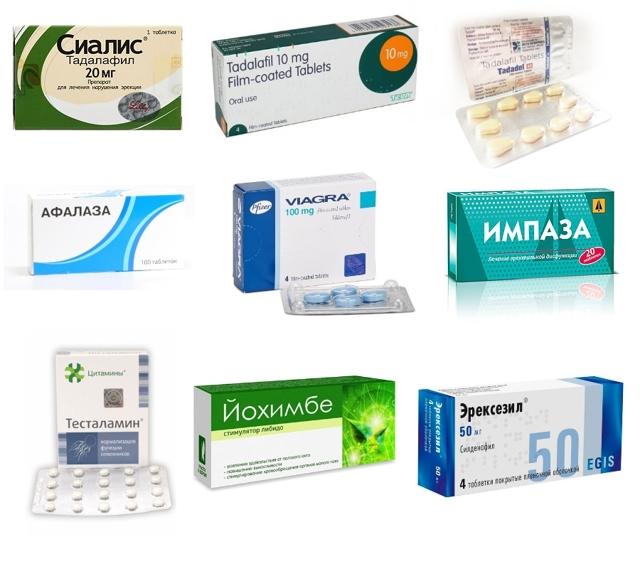 "Силденафил-с3 (""северная звезда""): что это за таблетки, инструкция и аналоги"