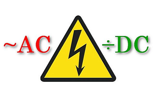 Определение постоянного и переменного электрического тока