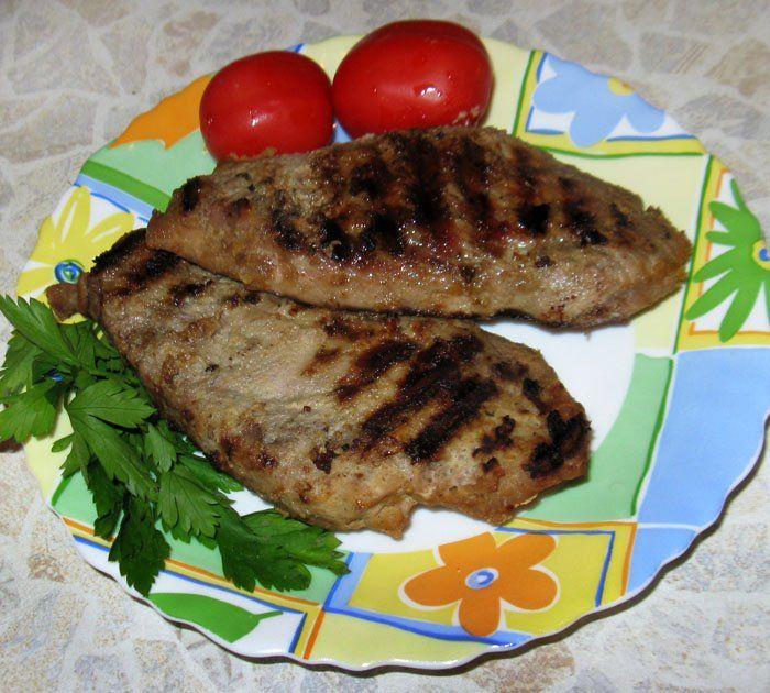 Как приготовить безупречный стейк