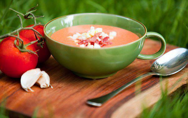 Сальморехо – кулинарный рецепт