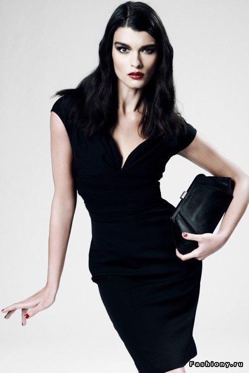 Роковая женщина: стиль вамп в одежде – obliqo