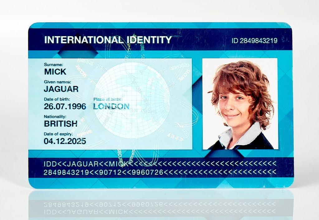 Идентификационный номер пластиковой карты