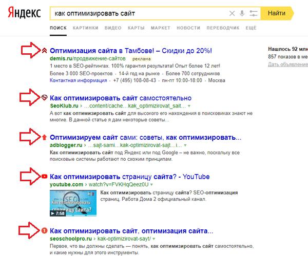 Фавикон для сайта - что это такое, где и как отображается