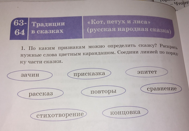 Присказка: для чего она нужна в русской сказке