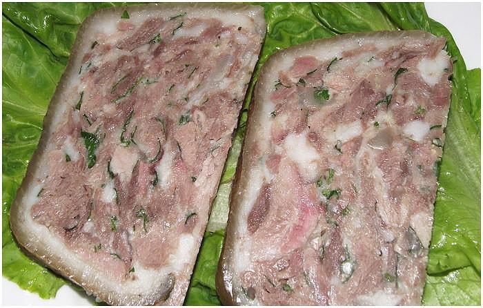 Калтык свиной: рецепты | vilingstore