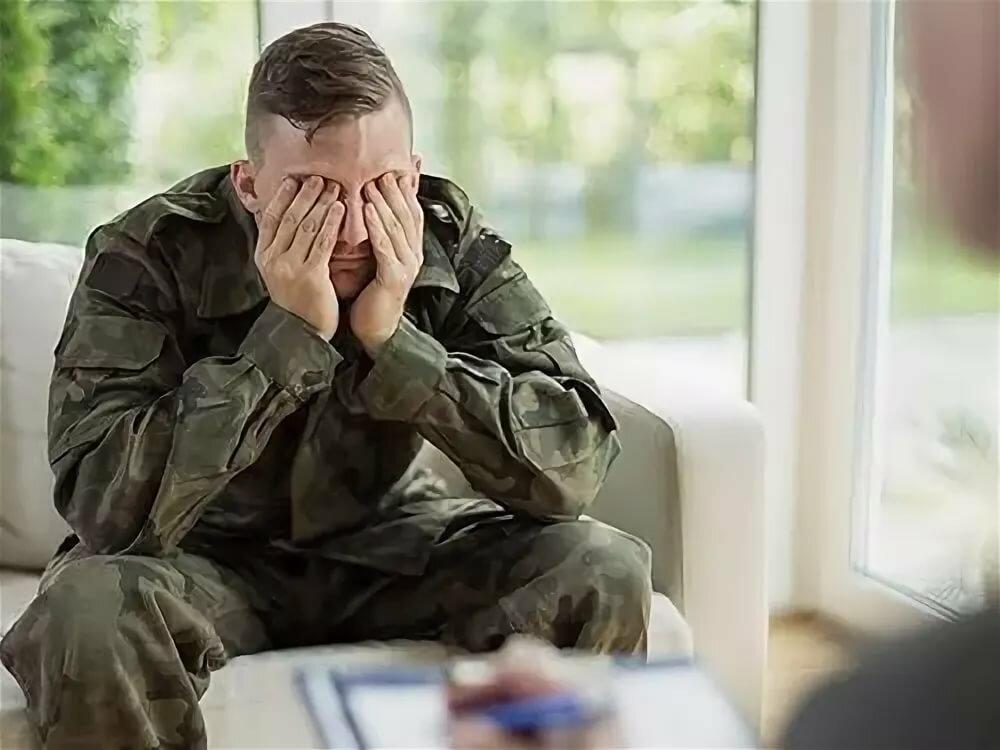Посттравматическое стрессовое расстройство или птср