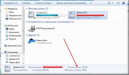 Анатомия файловой системы linux