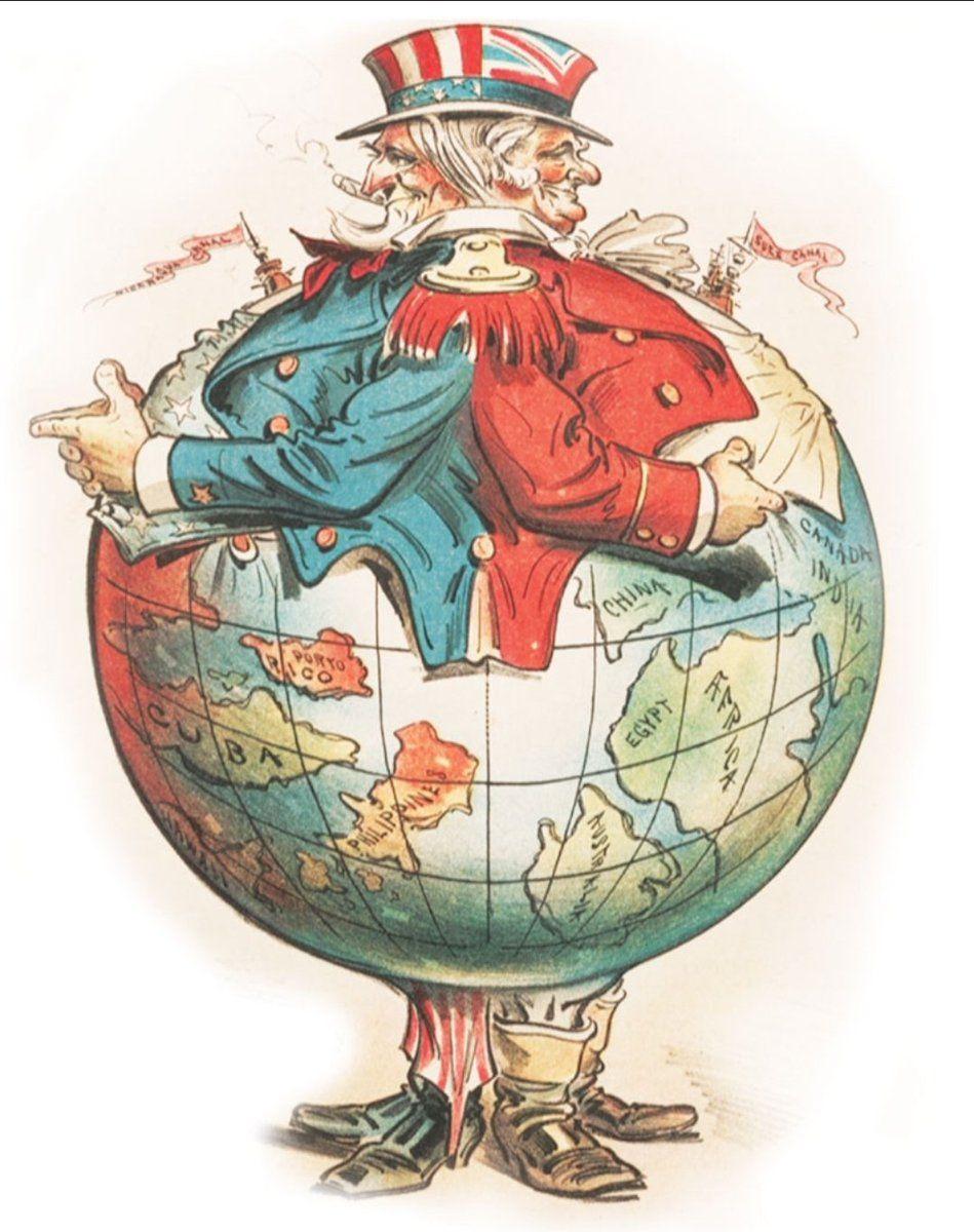 Что такое империализм? империализм в россии