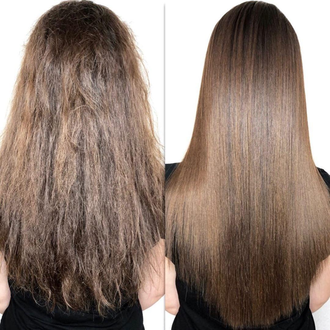 Ботокс для волос в домашних условиях — экономия и ошеломительный результат