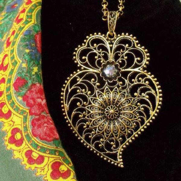 Ювелирные техники: филигрань, скань, зернь и чернение — jewellery mag