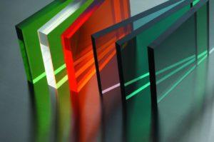 Все о цветном органическом стекле