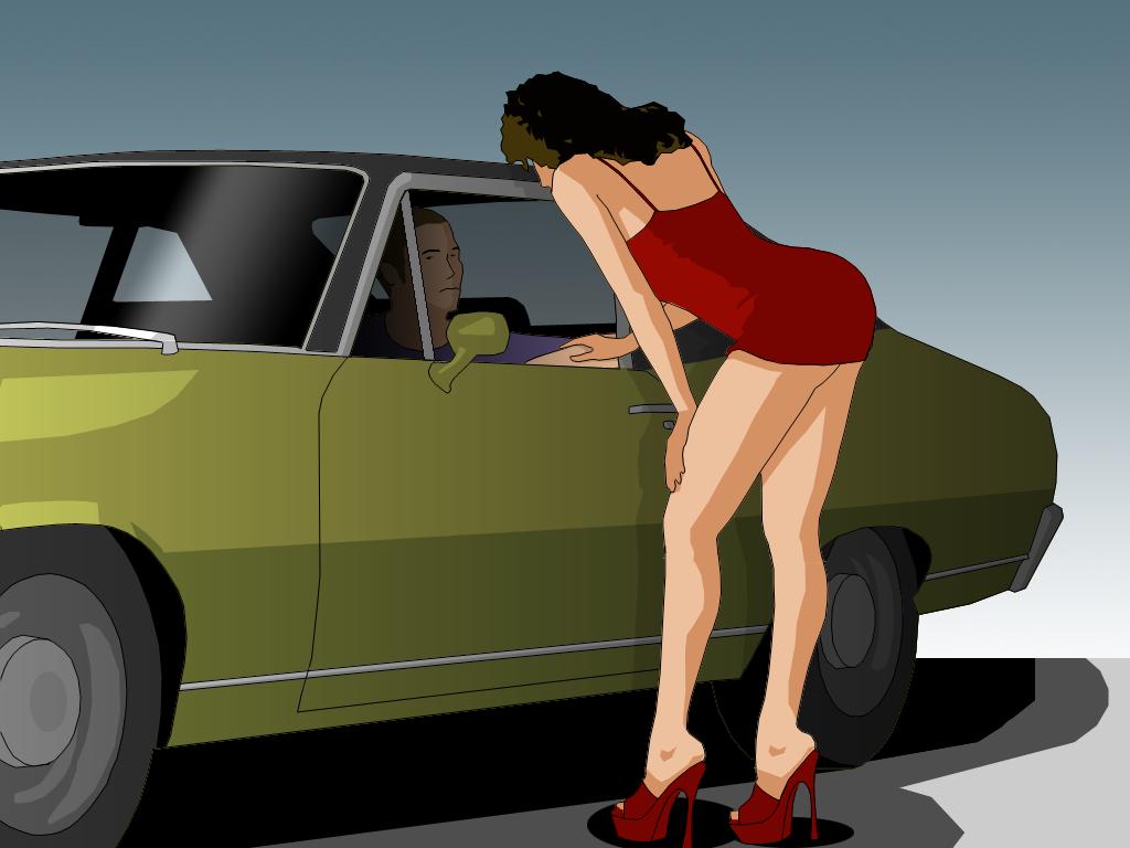 Начало проституции