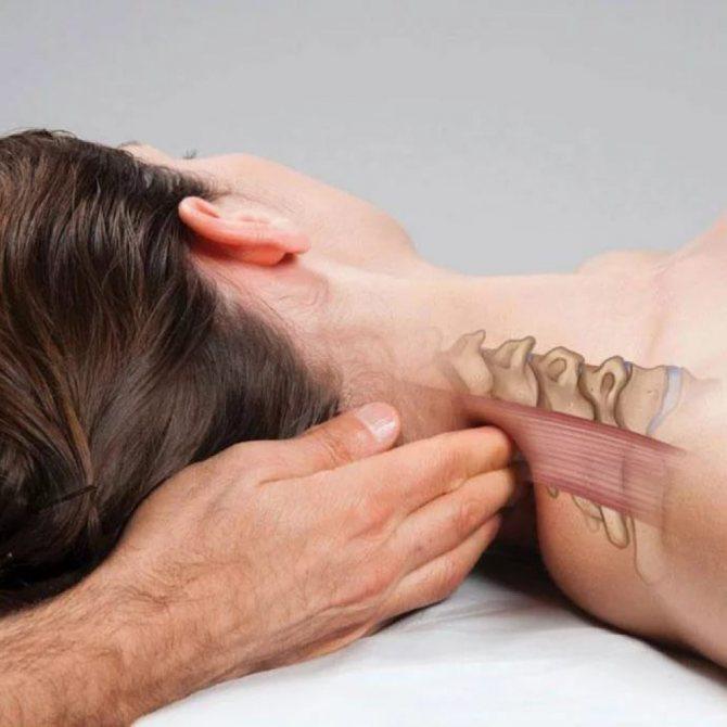 Лечим эффективно дорсопатию шейного отдела