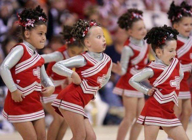Черлидинг что это такое что за вид спорта кратко для детей