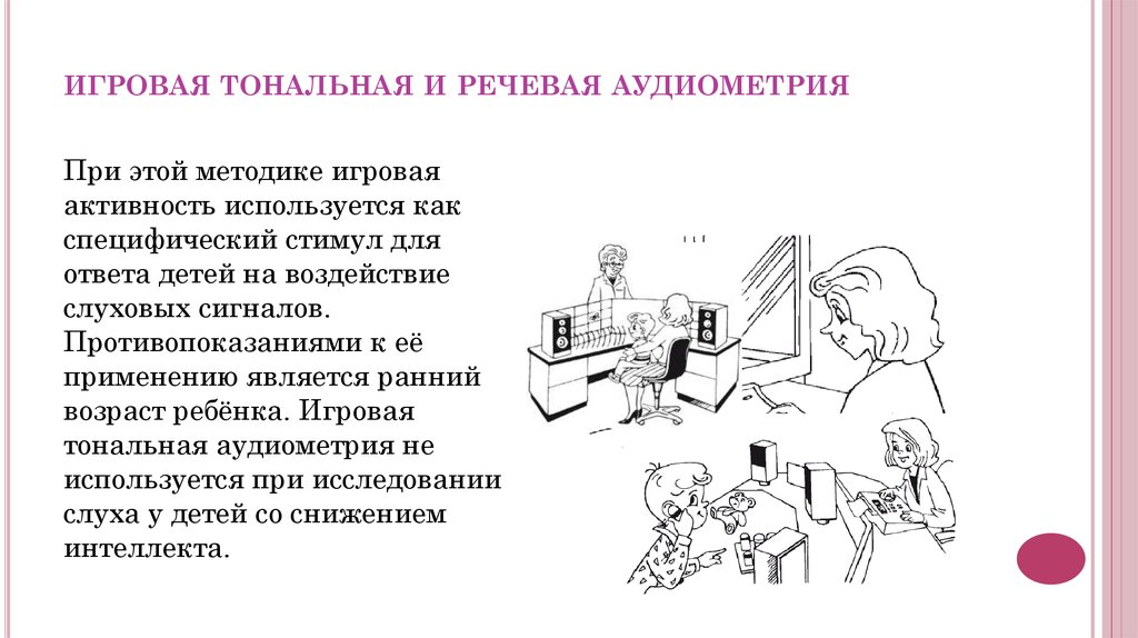 Аудиометрия - проверка слуха человека