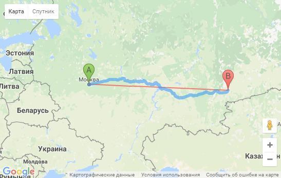 Проложить маршрут: на автомобиле, на карте онлайн. расчет расстояний  между городами. маршруты на карте.