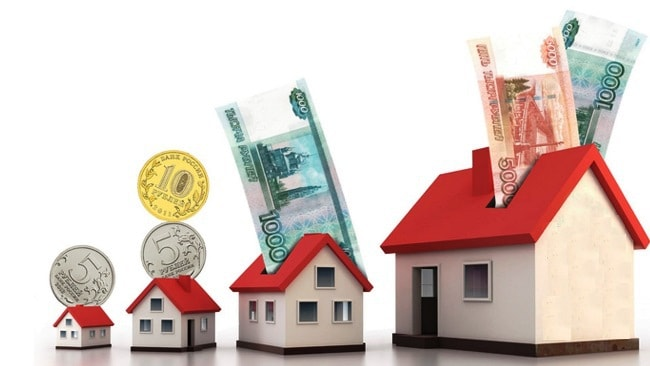 Налог на имущество физических лиц: пример расчета, ставки