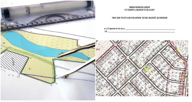 Ситуационный план земельного участка для газификации: что это, как выглядит и где получить