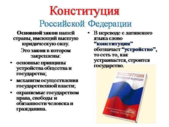 Глава 1. основы конституционного строя | конституция российской федерации