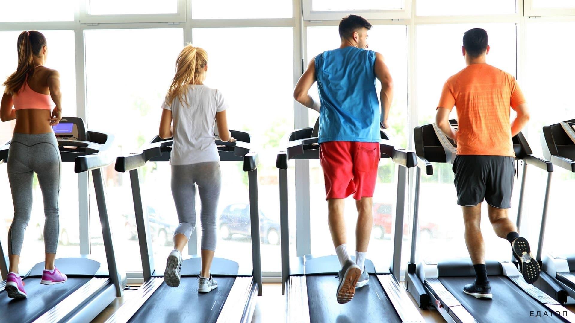 Спортивные тренировки в зале для похудения для девушек, видео инструкция