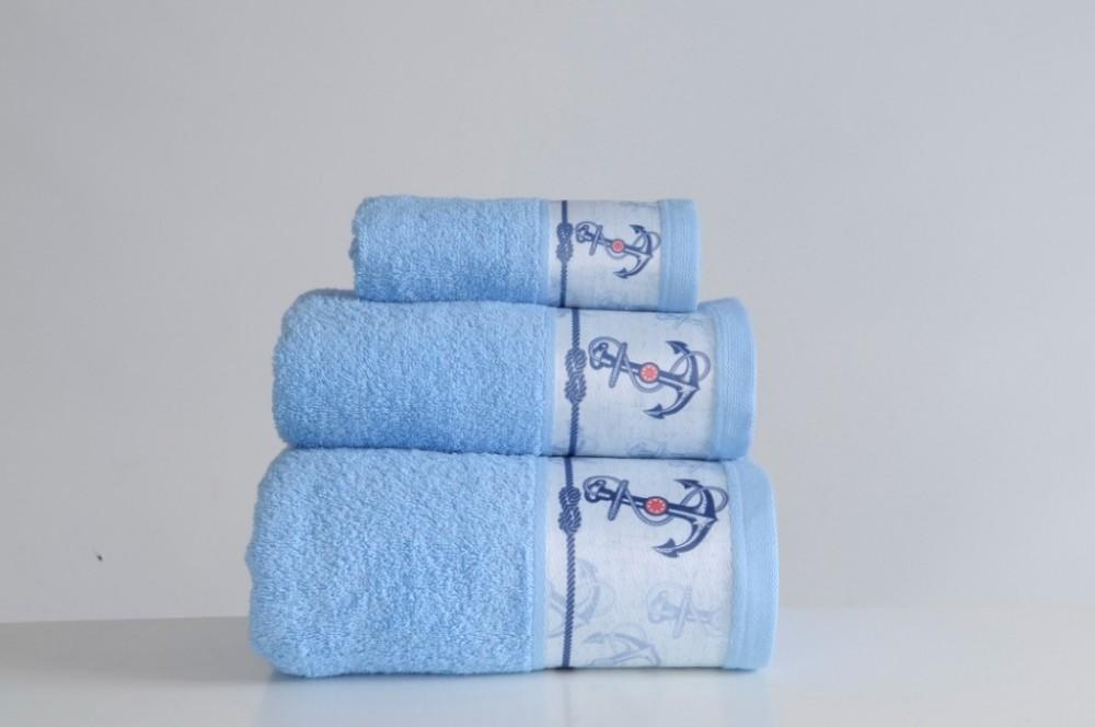 Банные полотенца: долой ширпотреб