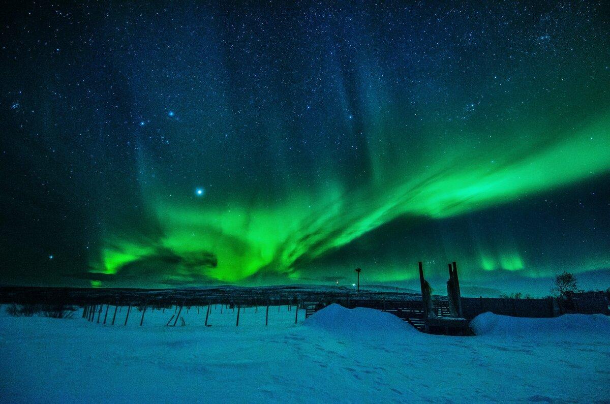 Северное сияние, где и когда его можно увидеть, интересные факты – удивительные факты