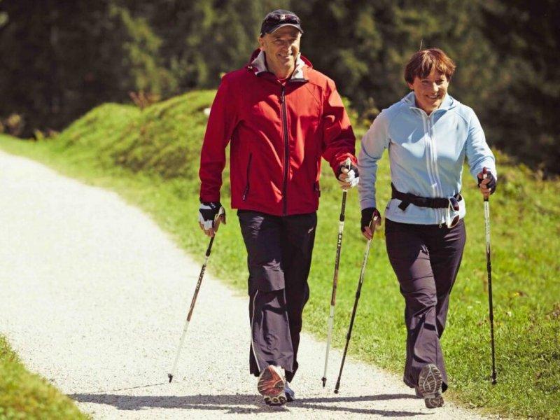 Терренкур: лечение ходьбой