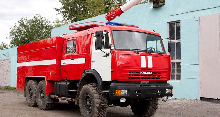 Характеристики пожарных и аварийно-спасательных автомобилей