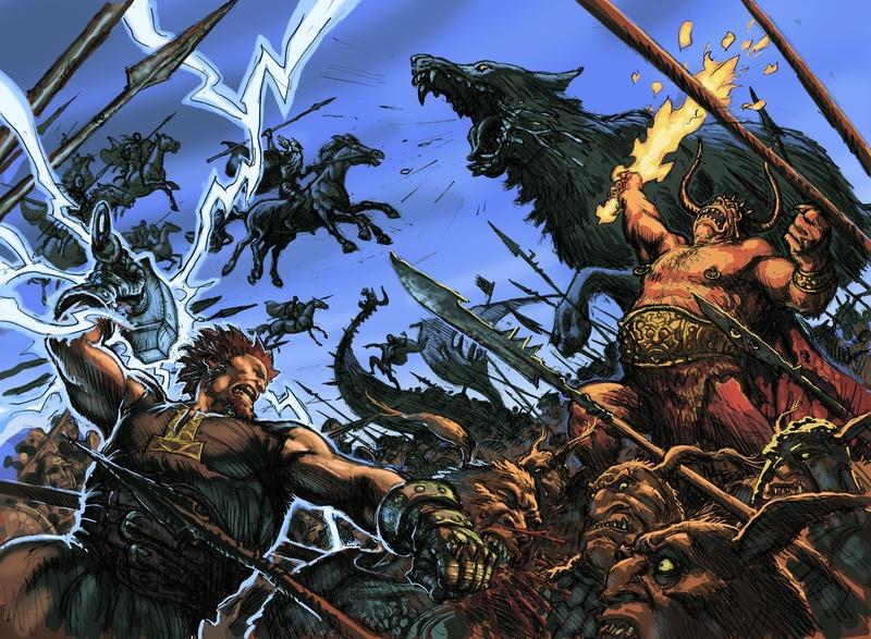 Рагнарёк | ark: survival evolved вики | fandom