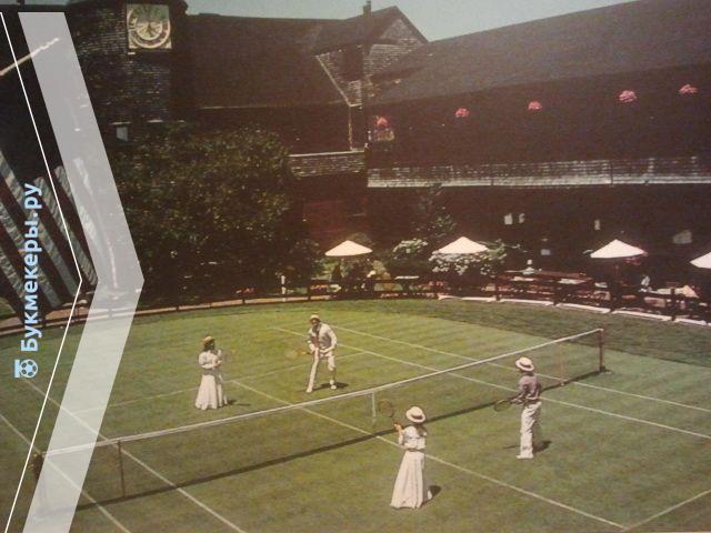 Что такое сет в теннисе