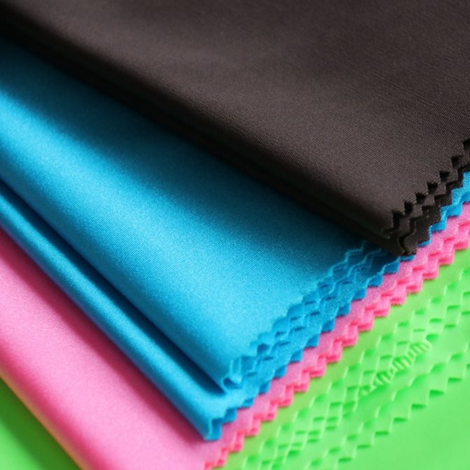 Спандекс — что за ткань: описание, свойства и применение | разный состав | mattrasik.ru