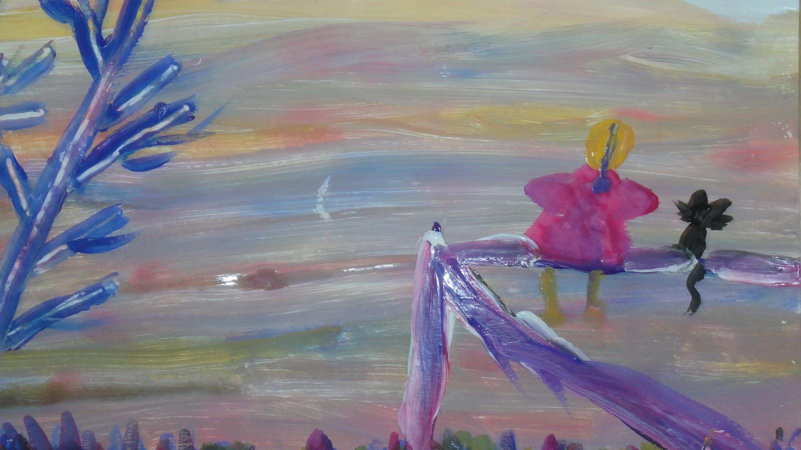 Методика правополушарного рисования как основа развития творческой личности
