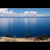 Где находится озеро титикака   ? водная лягушка озера титикака ? места отдыха