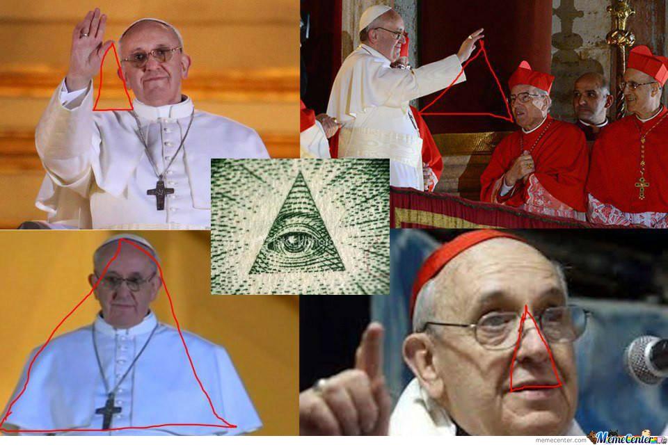 Иллюминаты — правящие миром? или лекарство от конспирологии!