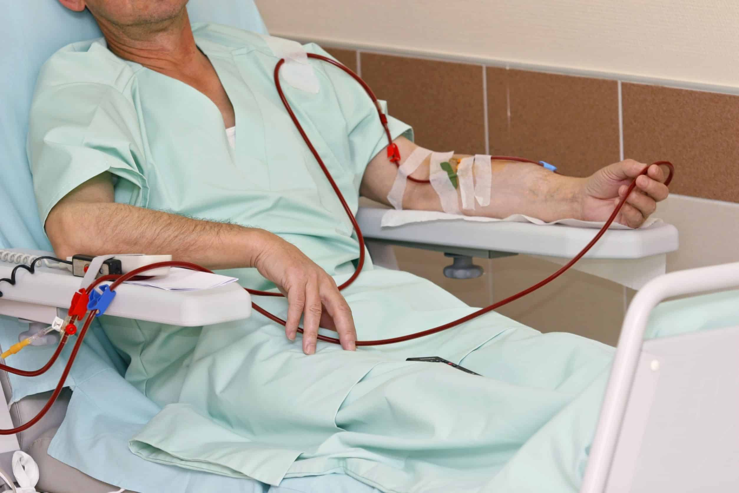 Гемодиализ — что это такое   показания и противопоказания гемодиализа