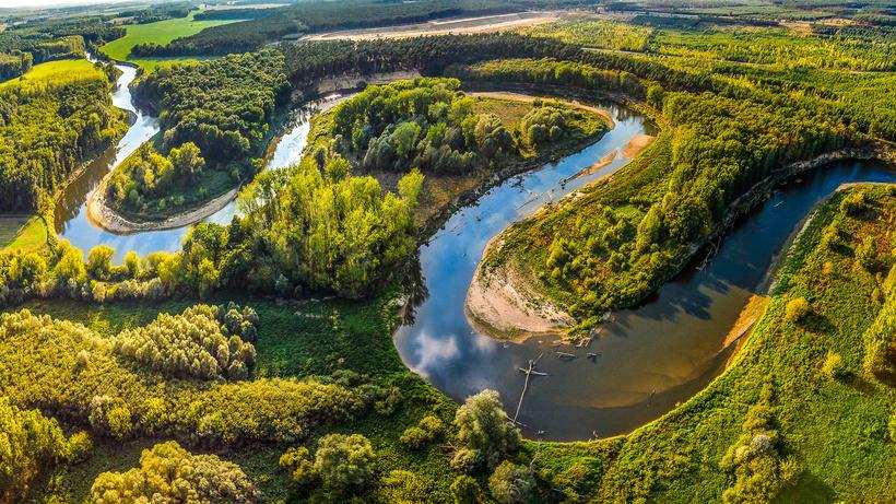 Что такое речная система, речной бассейн, водораздел? - other