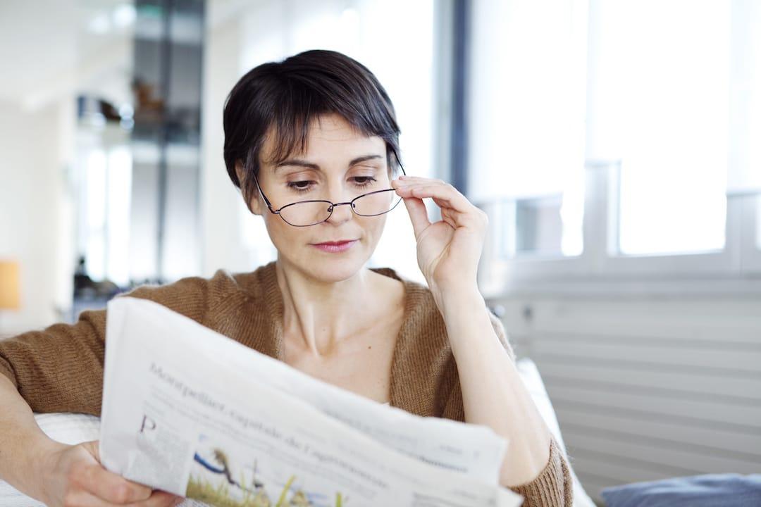 Пресбиопия глаз: диагноз, признаки, лечение и коррекция