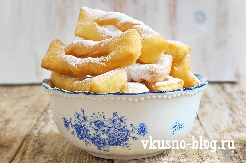 Хворост (60 рецептов с фото) - рецепты с фотографиями на поварёнок.ру