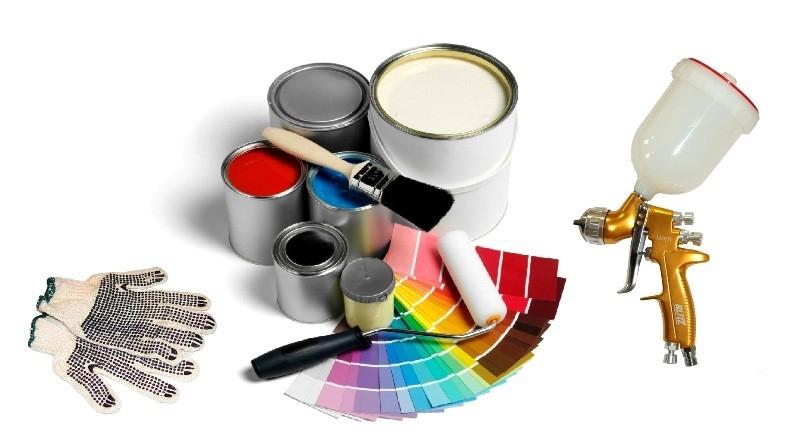 Виды красок для авто: состав, функциональность, производители.