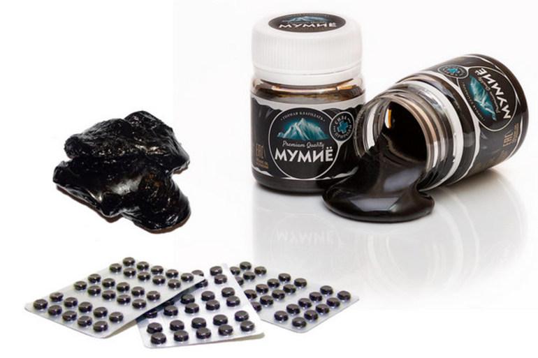 Мумие: состав, свойства, применение и лечение. мумие в косметологии от прыщей | wmj.ru