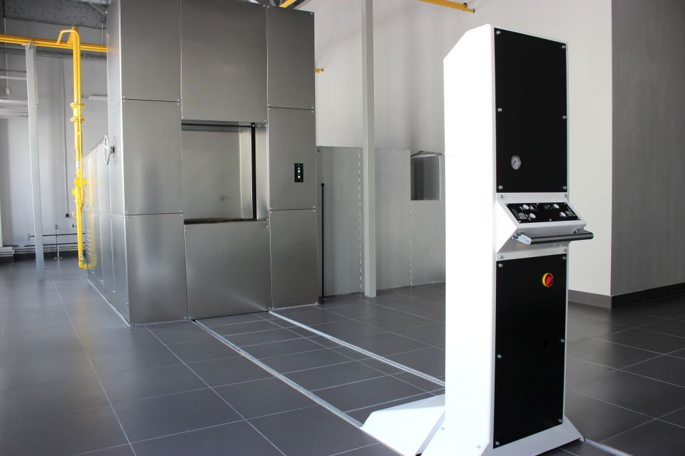 Что такое крематорий, как он устроен и как выглядит: температура в здании