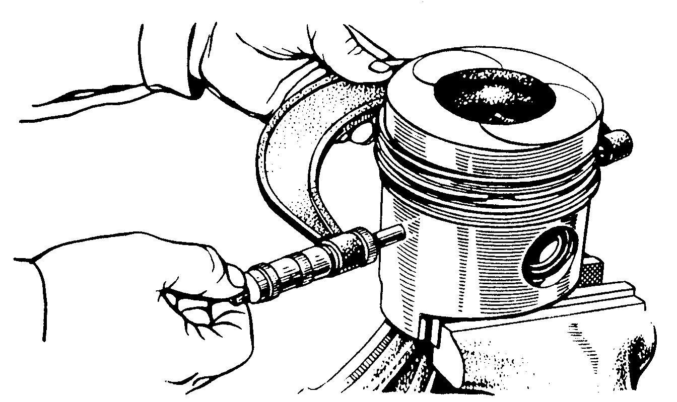 Поршень двигателя (назначение, устройство, принцип работы)