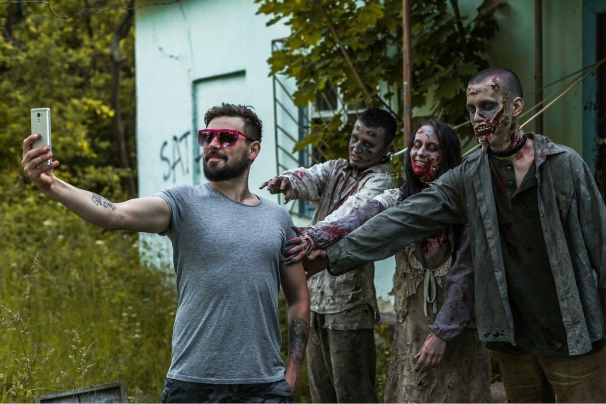 Как пережить зомби-апокалипсис? ищем ответы в видеоиграх — игромания