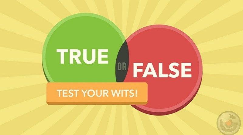 Что такое правда или правдивость?