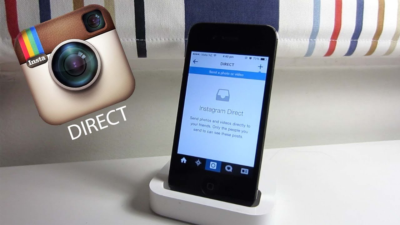 Директ в инстаграм: что это такое, instagram direct на компьютер, как написать, зайти