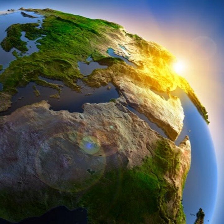 Литосферные плиты на карте мира. состав литосферы - что входит?