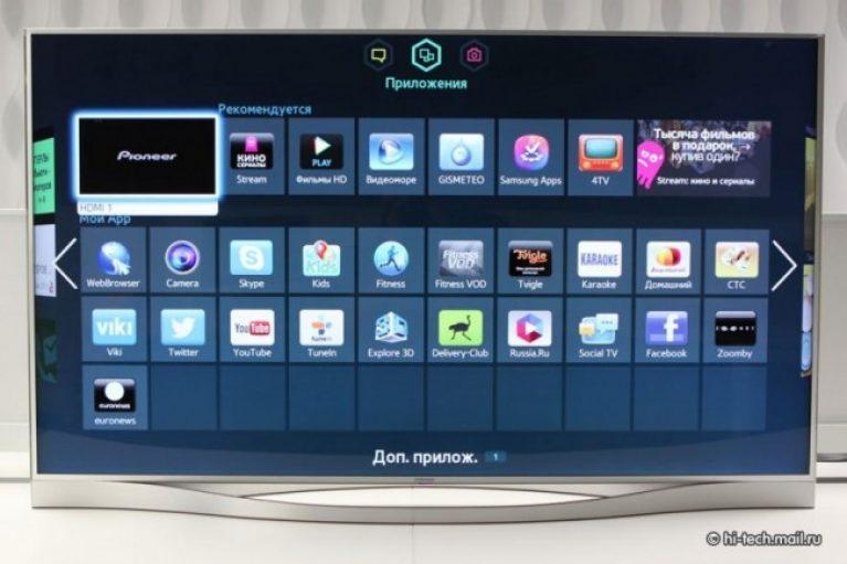 Какие характеристики телевизора имеют значение при выборе smart tv